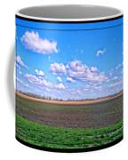 Early Spring Farmland Coffee Mug