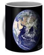 Earth From Space Coffee Mug