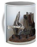 Earth Radio Coffee Mug