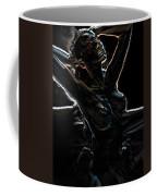 Earth Rising Coffee Mug