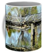 Earthquake Contortions Coffee Mug