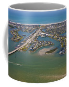 East Coast Aerial Coffee Mug
