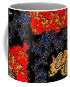 East Meets West Coffee Mug