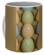 Easter Eggs Carton 1 A Coffee Mug