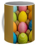 Easter Eggs Carton 2 A Coffee Mug