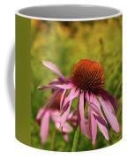 Eastern Purple Coneflower Coffee Mug