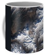 Eastern Russias Kizimen Volcano Coffee Mug