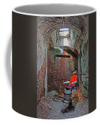 Eastern State Penitentiary Barber Shop Coffee Mug
