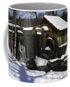 Eastern University Waterwheel Historic Place Coffee Mug