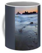 Ebb Stones Coffee Mug by Mike  Dawson