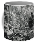 Ebobo, A Male Gorilla, Waits Coffee Mug