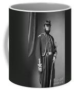 Edgar A. Kimball (1822-1863) Coffee Mug