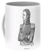 Edmund Pendleton Gaines Coffee Mug