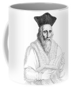 Edward Kelley, English Alchemist Coffee Mug by Science Source