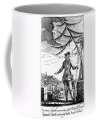 Edward Teach (?-1718) Coffee Mug