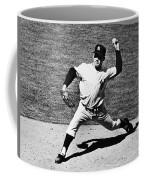 Edward Whitey Ford Coffee Mug