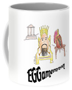 Eggamemnon Coffee Mug