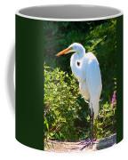 Egret Regret Coffee Mug