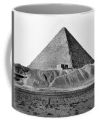 Egypt: Cheops Pyramid Coffee Mug