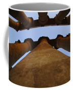 Egypt Luxor Pillars Coffee Mug