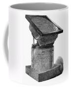 Egypt: Rosetta Stone Coffee Mug