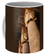 Egypt Temple Of Dendara Coffee Mug