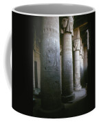 Egypt: Temple Of Hathor Coffee Mug