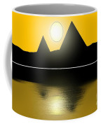 Egyptian Sunrise Coffee Mug