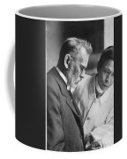Ehrlich And Hata, Discovered Syphilis Coffee Mug