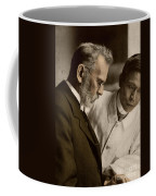 Ehrlich And Hata, Discoverers Coffee Mug