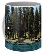 Ehrman Mansion Lake Tahoe Coffee Mug