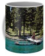 Ehrman Mansion Sugar Pine Point State Park Coffee Mug