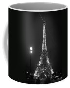 Eiffel By Night Coffee Mug