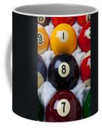 Eight Ball Coffee Mug by Garry Gay