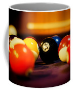 Eight Ball Coffee Mug