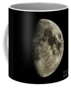 Eight-day-old Moon Coffee Mug