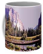 El Capitan In Summer Coffee Mug