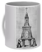 El Escorial: Monks Coffee Mug