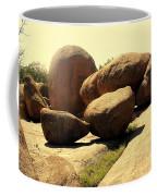 Elaphant Rocks 4 Coffee Mug