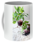 Elderberries 05 Coffee Mug