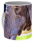 Elderly Coffee Mug