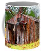 Elderly Shed Coffee Mug