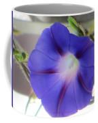 Electric Blue Light Coffee Mug