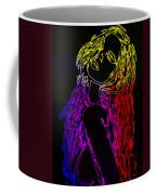Electric Girl Coffee Mug