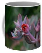 Electric Glo Blossom Coffee Mug