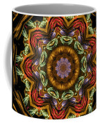 Electric Mandala 2 Coffee Mug