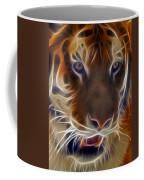 Electric Tiger Coffee Mug