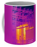 Electrical Substation Coffee Mug