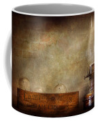 Electrician - Advancements In Lighting  Coffee Mug by Mike Savad