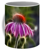 Electrified Coneflower Coffee Mug